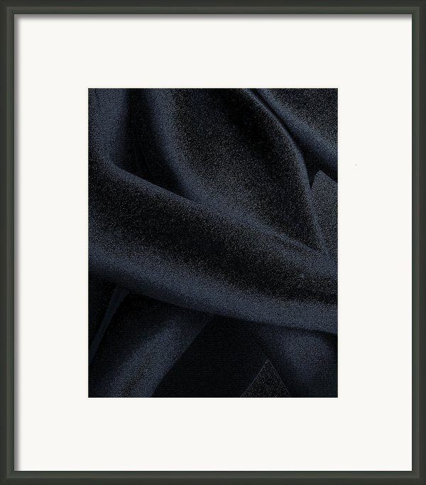 Wrapped Framed Print By James Barnes
