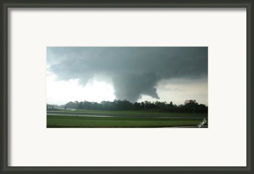 Wrath Framed Print By Rick Lipscomb