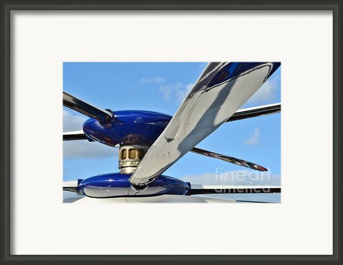 X2 Technology Framed Print By Lynda Dawson-youngclaus