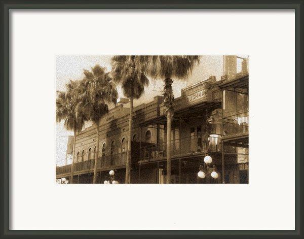 Ybor City Framed Print By Patrick  Flynn