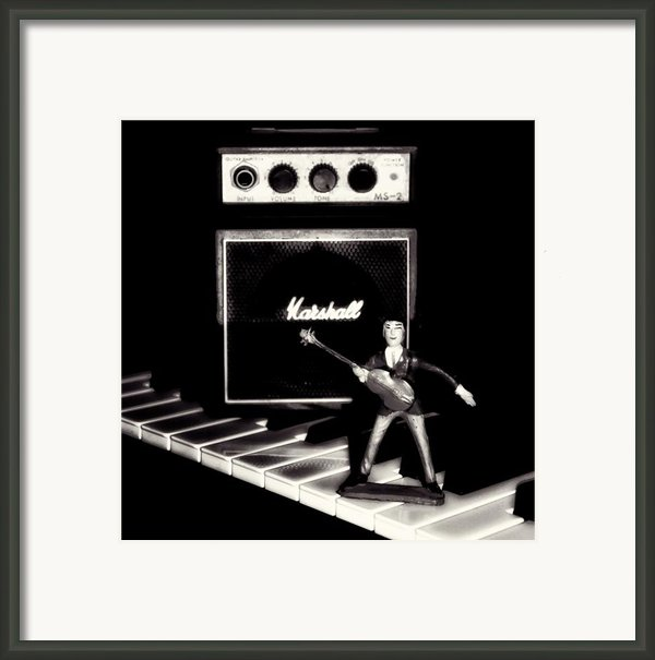 Yesterday - Beatle Paul Framed Print By Bill Cannon