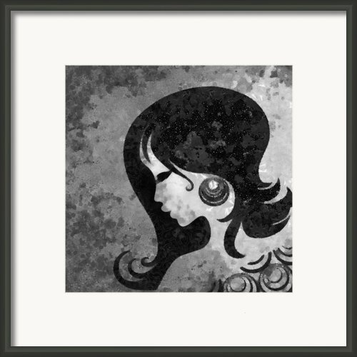 You Are The Only One 2 Framed Print By Angelina Vick