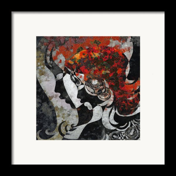 You Are The Only One 3 Framed Print By Angelina Vick