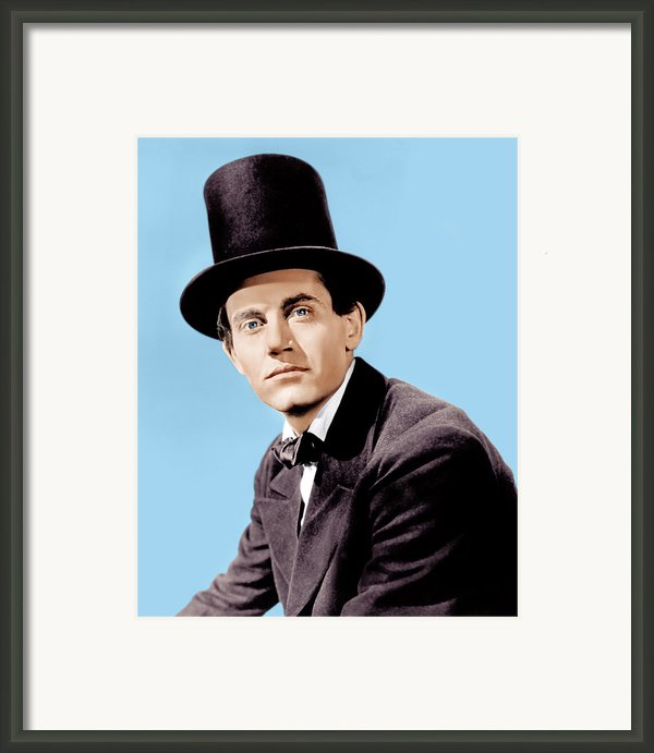 Young Mr. Lincoln, Henry Fonda, 1939 Framed Print By Everett