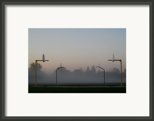 Your Shot Framed Print By Cyryn Fyrcyd