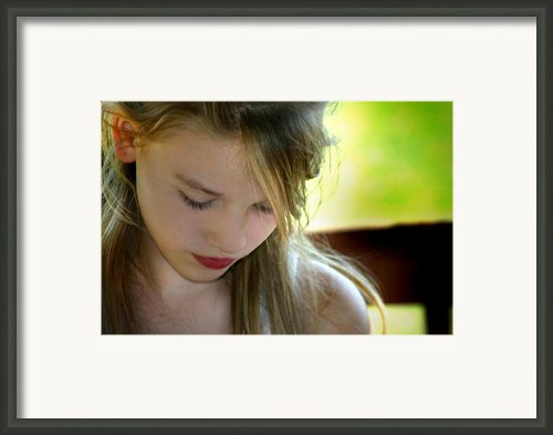 Youth Framed Print By Kelly Hazel