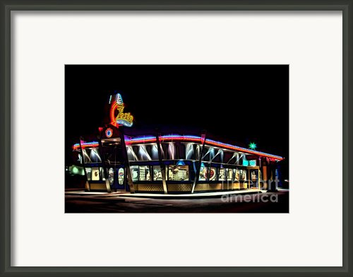 Zestos Ii Framed Print By Corky Willis Atlanta Photography