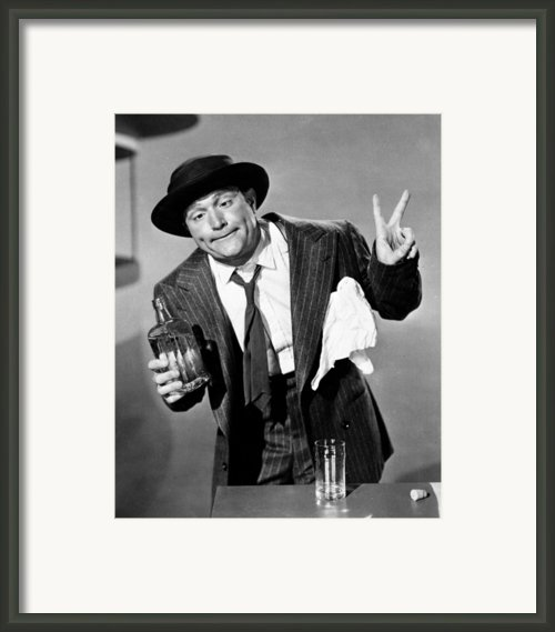 Ziegfeld Follies, Red Skelton, 1946 Framed Print By Everett