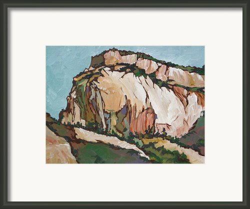 Zion National Park Framed Print By Sandy Tracey