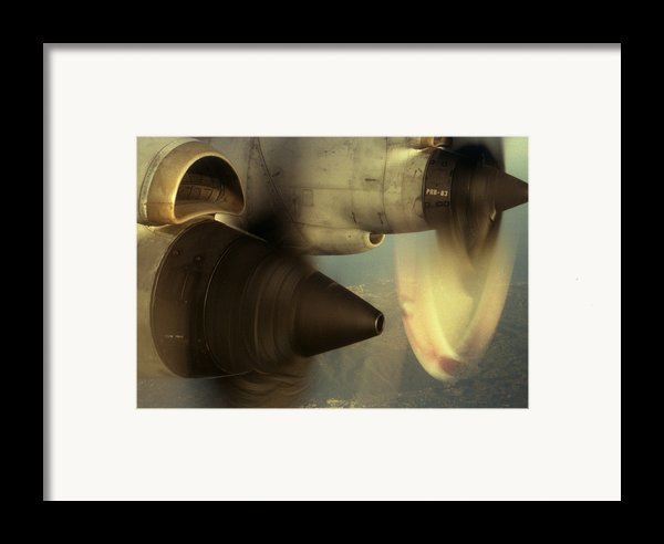 Intake No.2 Framed Print By Sean Cupp