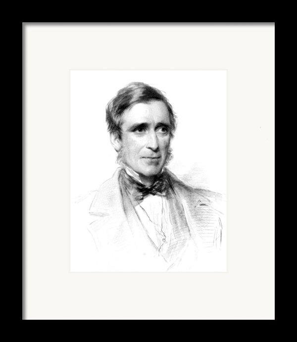 James Paget, English Surgeon Framed Print By Science Source