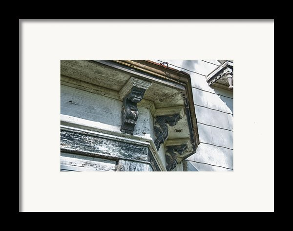Weathered Framed Print By Guy Whiteley