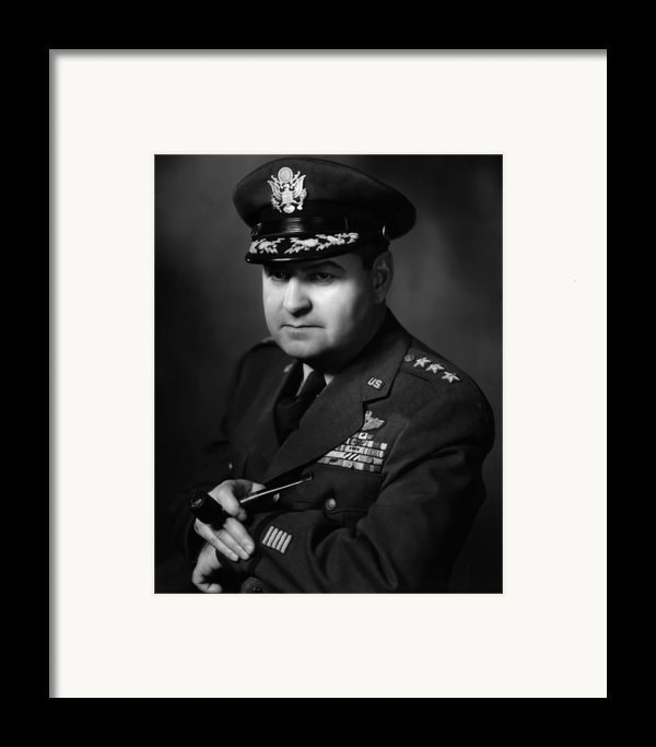 General Curtis Lemay Framed Print By War Is Hell Store