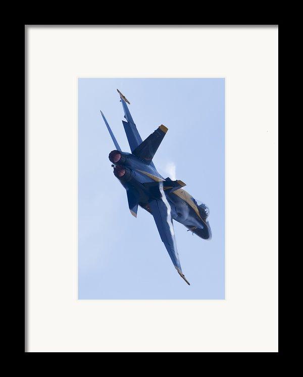 Us Navy Blue Angels Poster Framed Print By Dustin K Ryan
