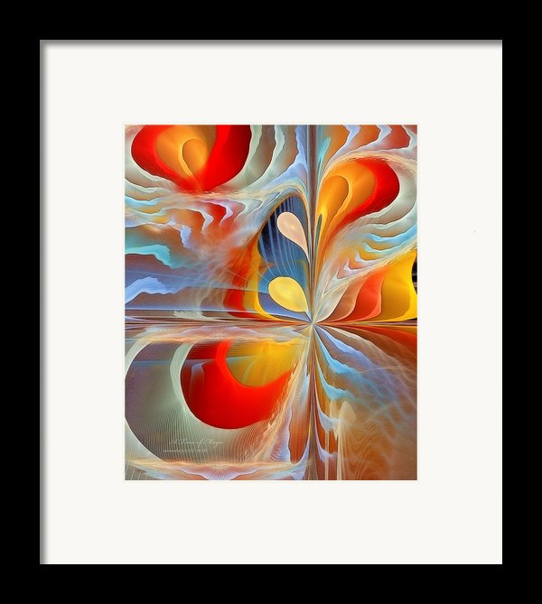 A Time Of Magic Framed Print By Gayle Odsather