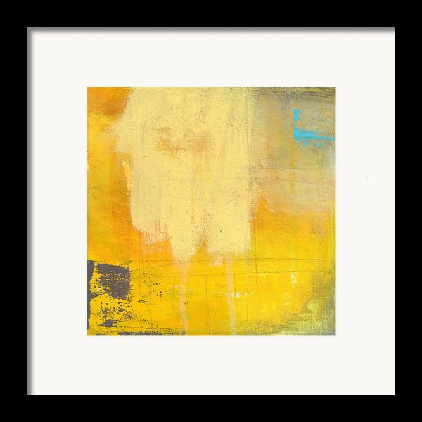 Afternoon Sun -large Framed Print By Linda Woods