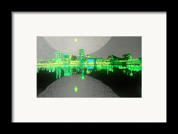 Baltimore Framed Print By Jason Allen