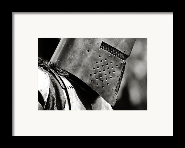 Battle Ready Framed Print By Scott Hovind