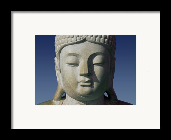 Buddha Framed Print By Dirk Dzimirsky