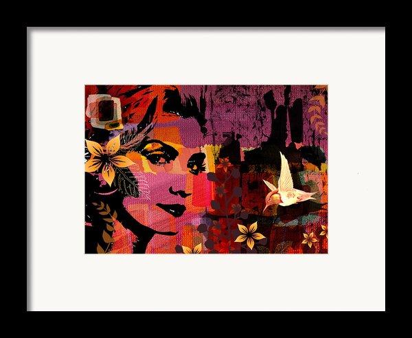 Celebrating Life Framed Print By Ramneek Narang