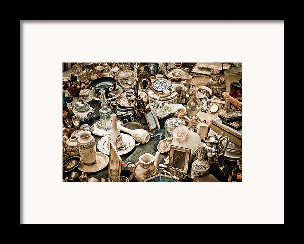 Chaos Framed Print By Gabriela Insuratelu