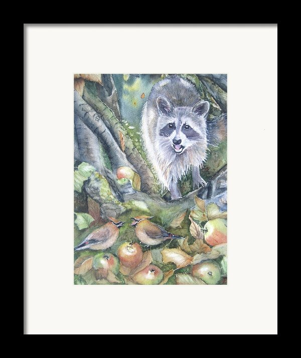 Cut It Out Framed Print By Patricia Pushaw
