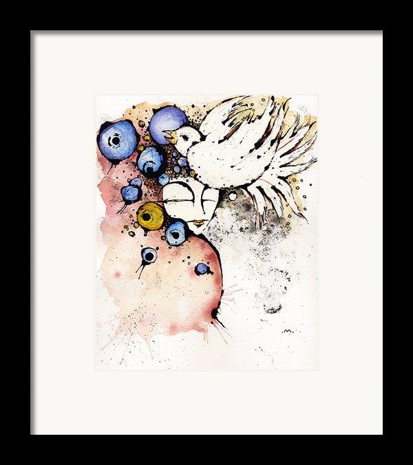 Dear Prudence.... Framed Print By Mark M  Mellon
