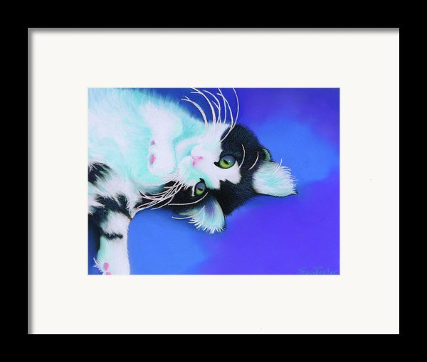 Dreamer Framed Print By Tracy L Teeter