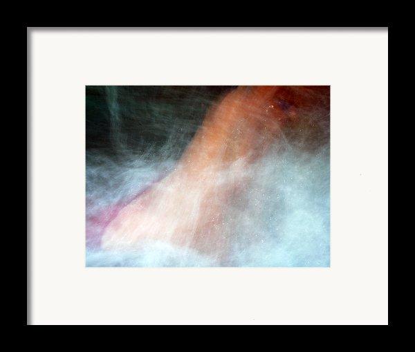 Ecstatic Hydro-experience  Framed Print By Brad Wilson