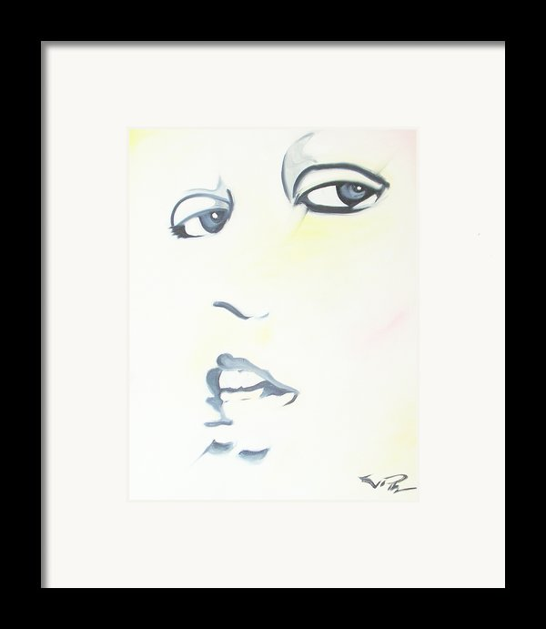 Essense Framed Print By Joseph Palotas