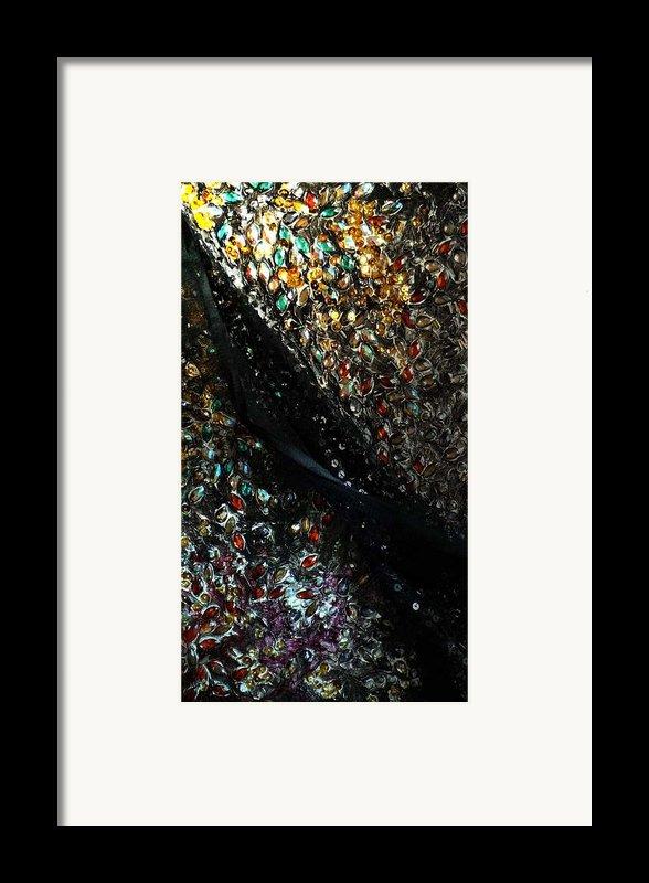 Fantasy Night Framed Print By Tianyang Shui