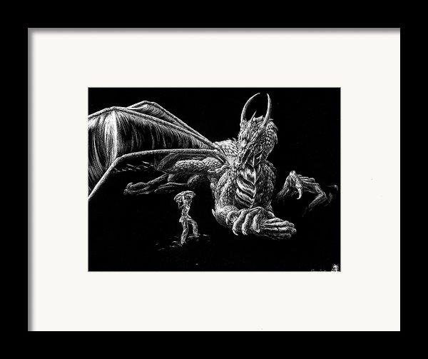 Foolish Human Framed Print By Morgan Banks