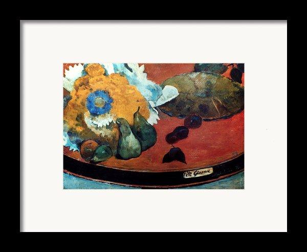 Gauguin: Fete Gloanec, 1888 Framed Print By Granger