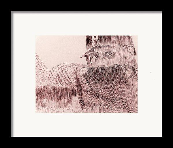 Hope Springs Eternal Framed Print By Robbi  Musser
