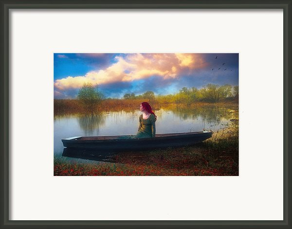 I Will Wait For You Framed Print By John Rivera