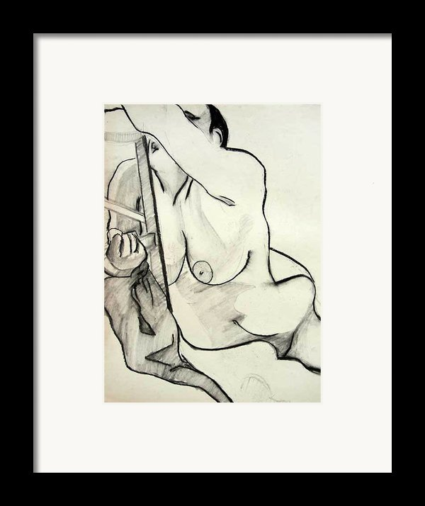 Internal Struggle Framed Print By Brad Wilson