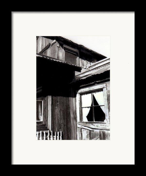Keys Ranch Framed Print By Timothy Bulone