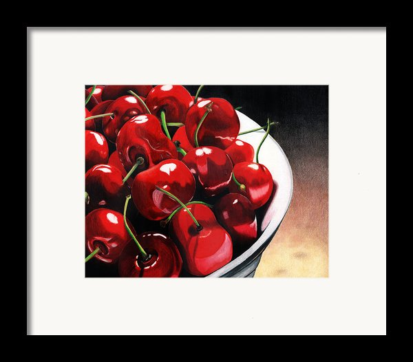 Life Is.... Framed Print By Angela Armano