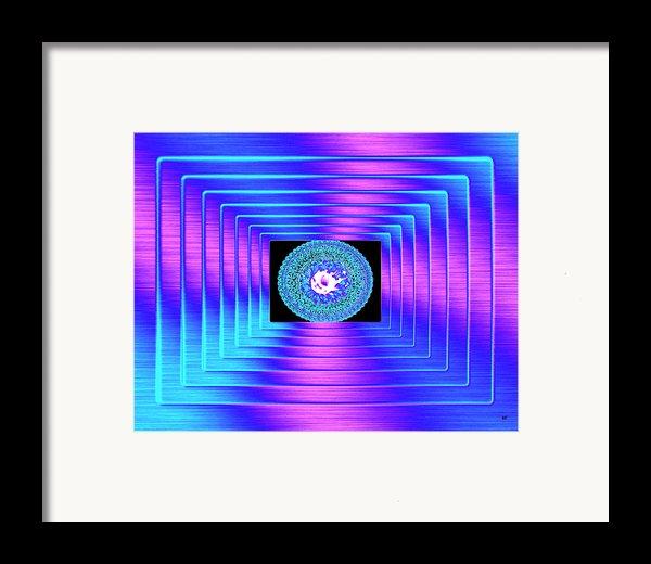 Luminous Energy 9 Framed Print By Will Borden