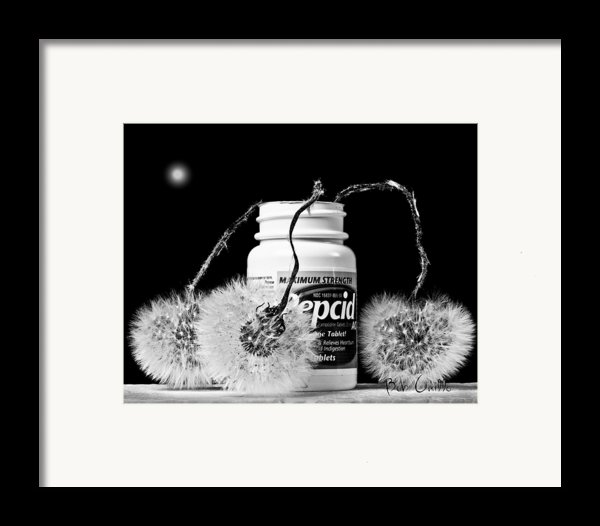 Maxamum Strength Framed Print By Bob Orsillo