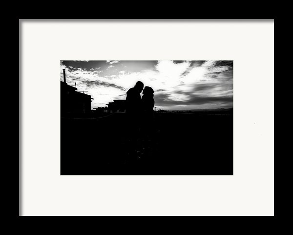 Morning Love Framed Print By Uros Zunic