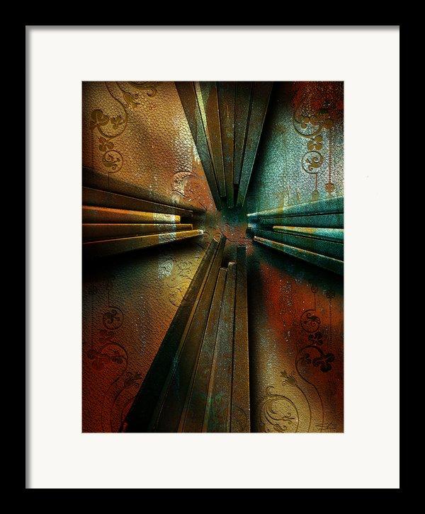 Nails Framed Print By Shevon Johnson