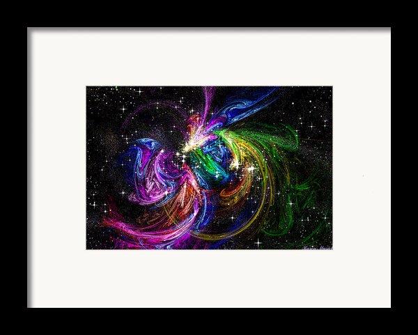 Nursery To The Stars Framed Print By Karen Musick
