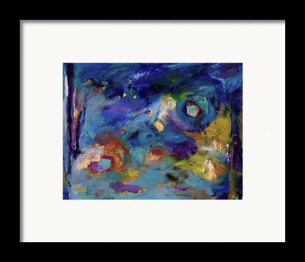 Solitude Of Dreams Framed Print By Johnathan Harris