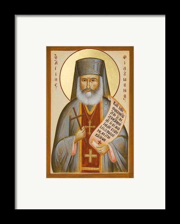St Philoumenos Of Jacob