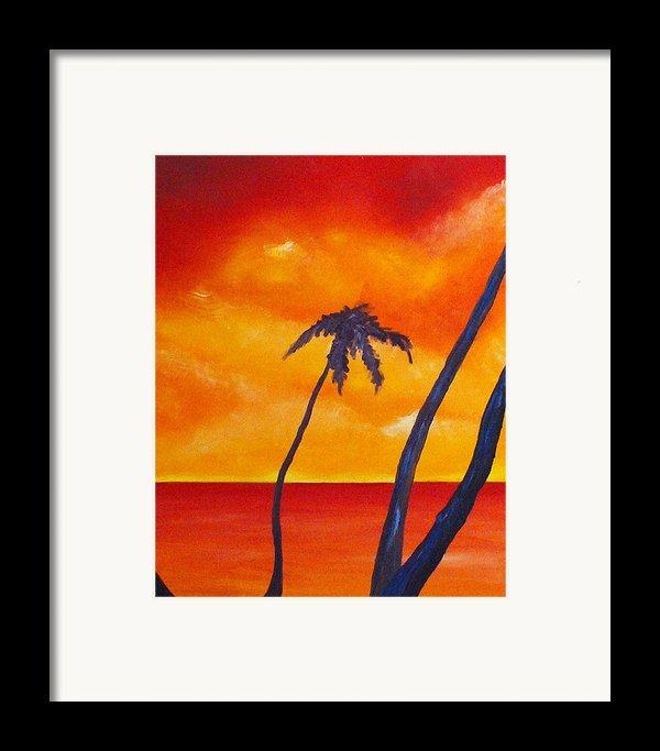 Surprise Sunrise Framed Print By Joseph Palotas