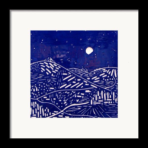Sweet Night Framed Print By Jason Messinger