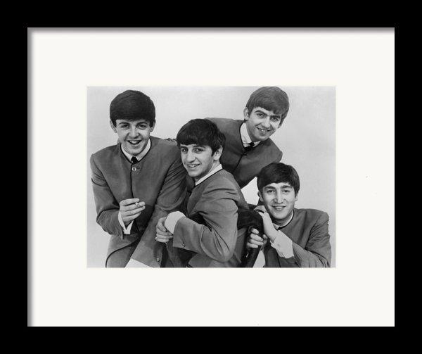 The Beatles, 1963 Framed Print By Granger