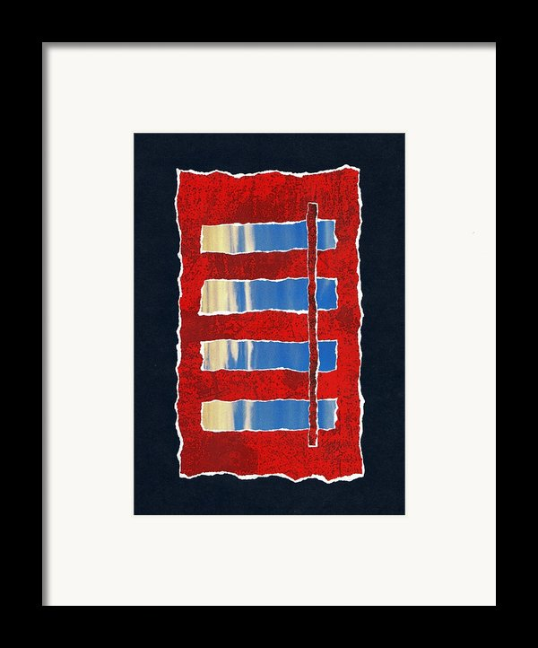 The Limit Framed Print By Dolly Mohr