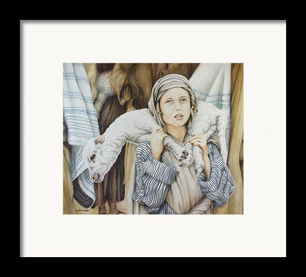 The Sacrifice Framed Print By Rick Ahlvers